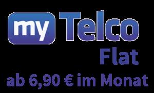 Logo myTelco Flat Produkte